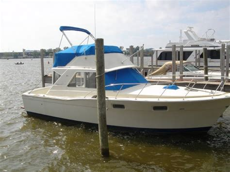 Boats For Sale In Whitehall Mi by Used 1970 Chris Craft 350 Commander Sport Fish Whitehall