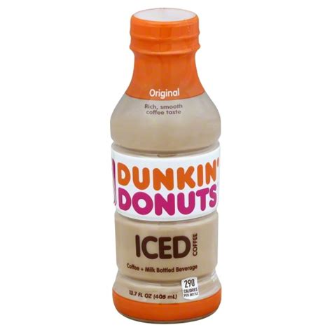 Started buying it on amazon to save money, at $24/12 it is cheaper than what i usually pay at work. How much caffeine in dunkin donuts bottled iced coffee - MISHKANET.COM