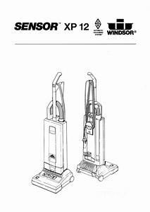 Sensor Xp12 Manuals