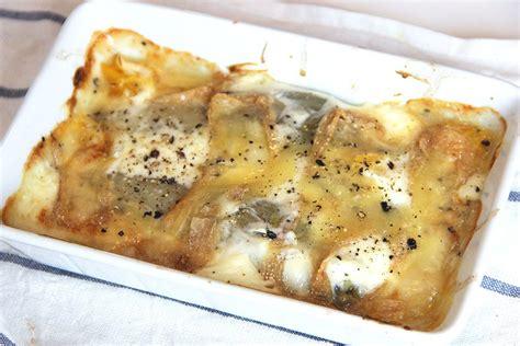 cuisiner des endives gratin d endives à l orange et au munster not parisienne