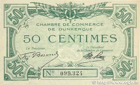 chambre commerce dunkerque 50 centimes regionalism and miscellaneous dunkerque