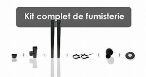Fumisterie Poele A Bois : kits complets de fumisterie pour votre po le ~ Dailycaller-alerts.com Idées de Décoration
