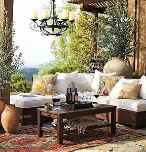mediterranean interior design ideas inspiration from the With französischer balkon mit wohnen und garten landhaus zeitschrift