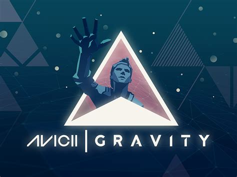 Do you love Avicii's music? Try Gravity for Android