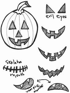 How To Draw Jack Ou002639lanterns And Pumpkins With Easy Step By