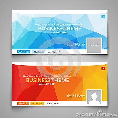 web business site design header layout template creative