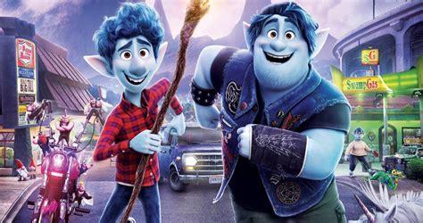 pixars onward wins  weekend box office