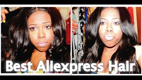 aliexpress hairvendor youtube