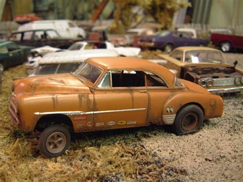 Model Cars by Mixed Gasser Models