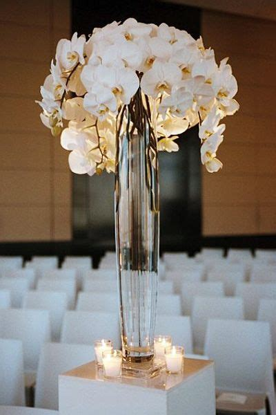 Thin Vase Centerpiece Ideas by Flower Guide Orchids Wedding Ceremony Ideas Orchid
