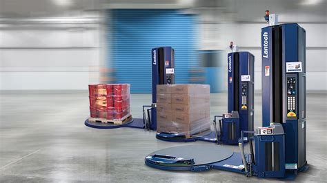 lantech stretch wrapping machines distributor  supplier  ireland