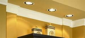 Install recessed lighting