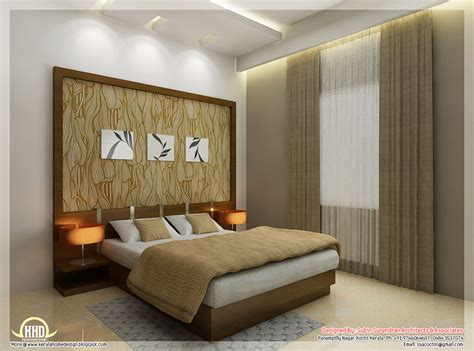 Someone might think, but what difference does it make how a bedroom is arranged! Beautiful interior design ideas - Kerala home design and ...