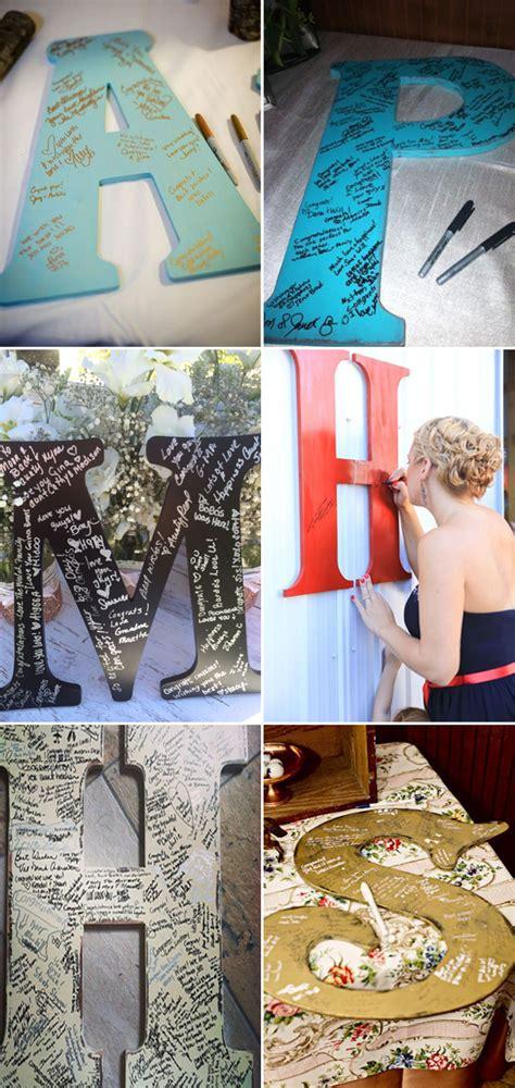 10 diy unique guest book ideas for weddings elegantweddinginvites com blog