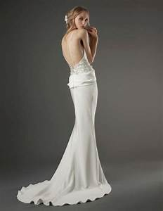 backless wedding bridal dresses and gowns vera wang 2018 With backless wedding dresses vera wang