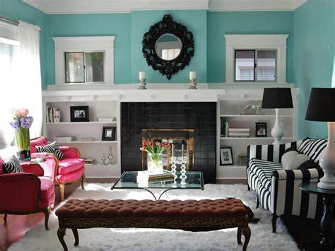 How To Build Bookshelves Around A Fireplace Hgtv