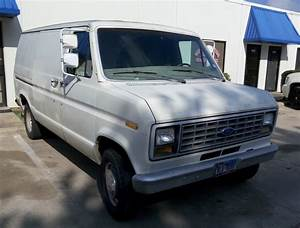 1990 Ford E-250 - Overview