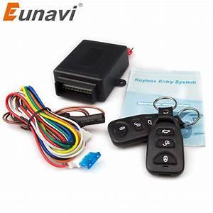 Eunavi New Universal Car Remote Central Kit Door Lock
