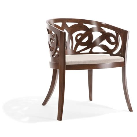 pascia po wood arm chair nl from ultimate contract uk