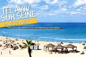 Paris Tel Aviv Transavia : tel aviv sur seine cette journ e sur paris plages qui d range tant yzgeneration ~ Gottalentnigeria.com Avis de Voitures