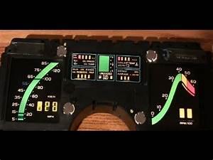 84-89 Corvette Gauge Fix 3-lcds
