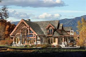 Timber log home plans timberframe find house plans for Floor plans timber home living