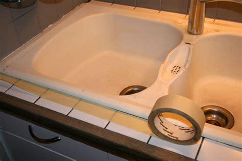 repeindre evier cuisine comment peindre un évier ou un lavabo conseils et