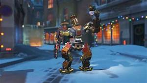 Overwatch Players Getting Two Emotes Free After Winter Event