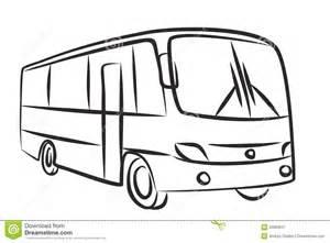 School Bus Drawing