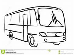 bus-drawing-passenger-50683637 jpg  Bus Drawing