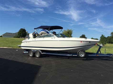 27 Foot Cobalt Boats For Sale by Cobalt 272 2007 For Sale For 49 499 Boats From Usa