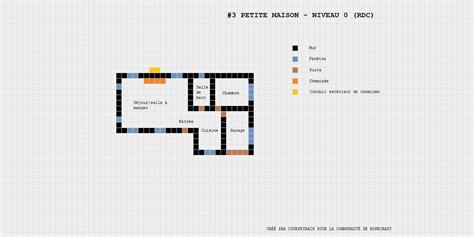 Plan D'une Petite Maison