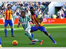 Betis vs Valencia resumen, goles y resultado MARCAcom