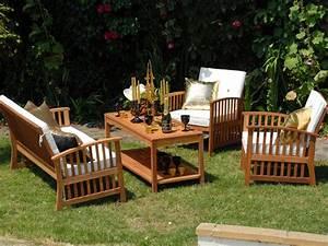 Salon De Jardin Casa : salon de jardin eucalyptus les cabanes de jardin abri de jardin et tobbogan ~ Preciouscoupons.com Idées de Décoration