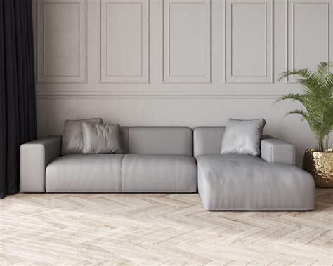 buy nemo  leather corner sofa   london uk