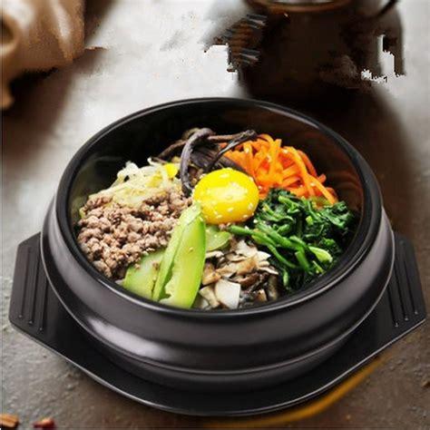 classical cuisine cuisine sets dolsot bowl pot for