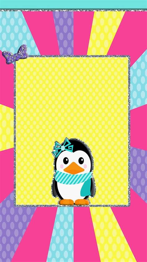 Cute christmas penguin wallpapers and background images for all your devices. Christmas Penguins! | Wallpaper iphone christmas, Christmas wallpaper, Cool galaxy wallpapers