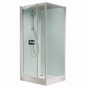 Cabine De Douche 70x70 : cabine de douche kineprime glass c angle 70x70 porte ~ Dailycaller-alerts.com Idées de Décoration