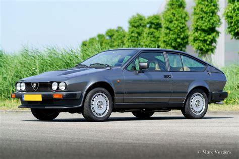 Alfa Romeo Gtv 6 by Alfa Romeo Alfetta Gtv 6 2 5 1983 Welcome To