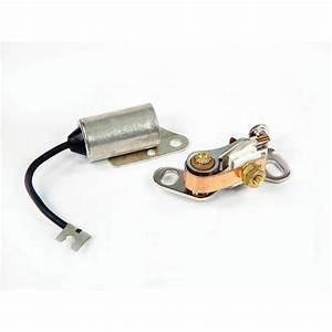 Accel 8201 Ford  Lincoln  Mercury Ignition Point  U0026 Condenser