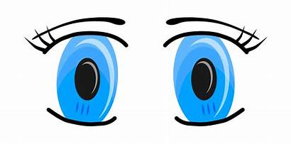 Eyes Clip Clipart Cliparts Comic Looking Svg