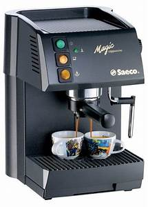 Kaffeemaschinen Test 2012 : saeco magic cappuccino espressoautomat schwarz test ~ Michelbontemps.com Haus und Dekorationen