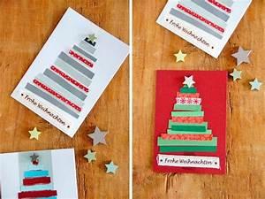Tannenbaum Selber Basteln : oh tannenbaum weihnachtskarten handmade kultur ~ Yasmunasinghe.com Haus und Dekorationen