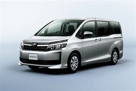 Toyota Voxy Picture by Toyota Launches All New Voxy Noah Minivans In Japan W