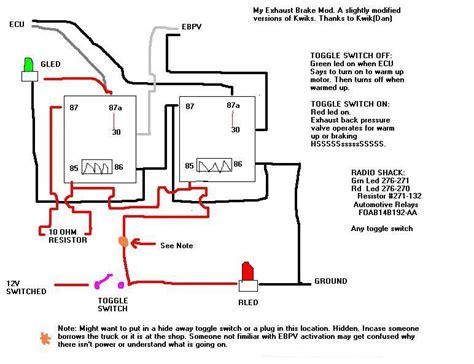 Jacobs Brake Wiring Diagram