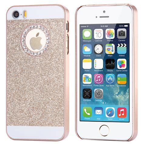 phone cases iphone 5 for iphone 5s back cover slim fashion bling
