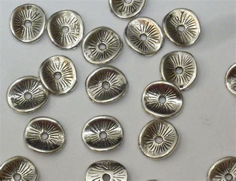 metallo perle twist mm perline metallo spacer tra parti