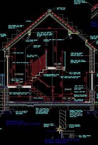 House Section  U2013 Cad Design