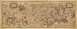 inside hogwarts castle map - Google Search   Harry Potter ...