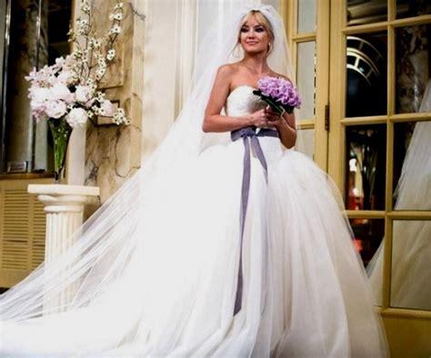Vera Wang Wedding Dress Bride Wars Naf Dresses